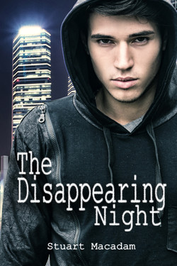 The Disappearing Night Cover Sample
