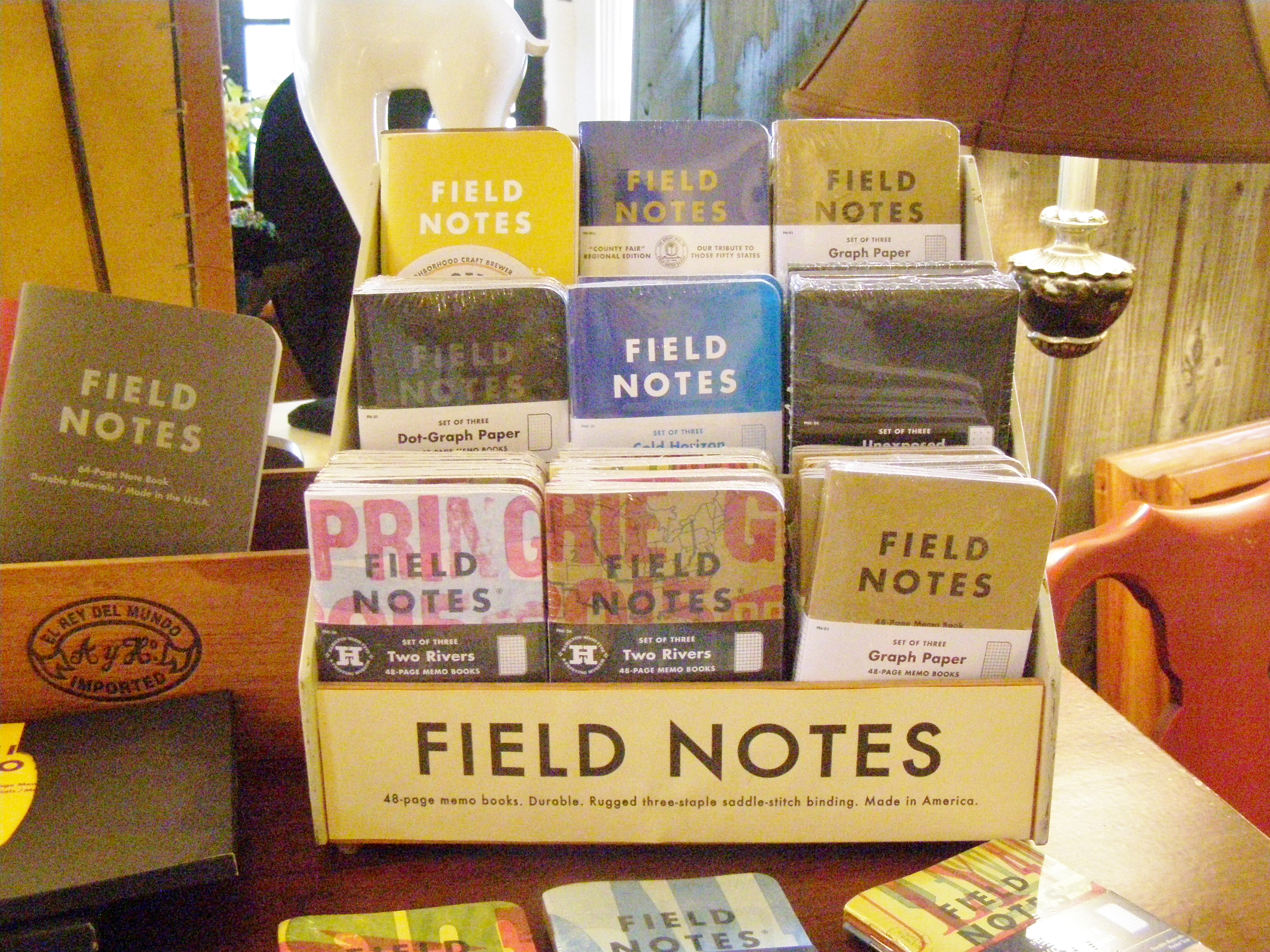 Field Notes Memo Journals
