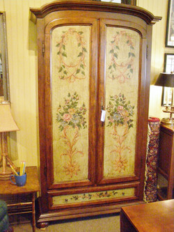 Painted Cabinet $495