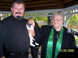 Halloween-Animal Blessing