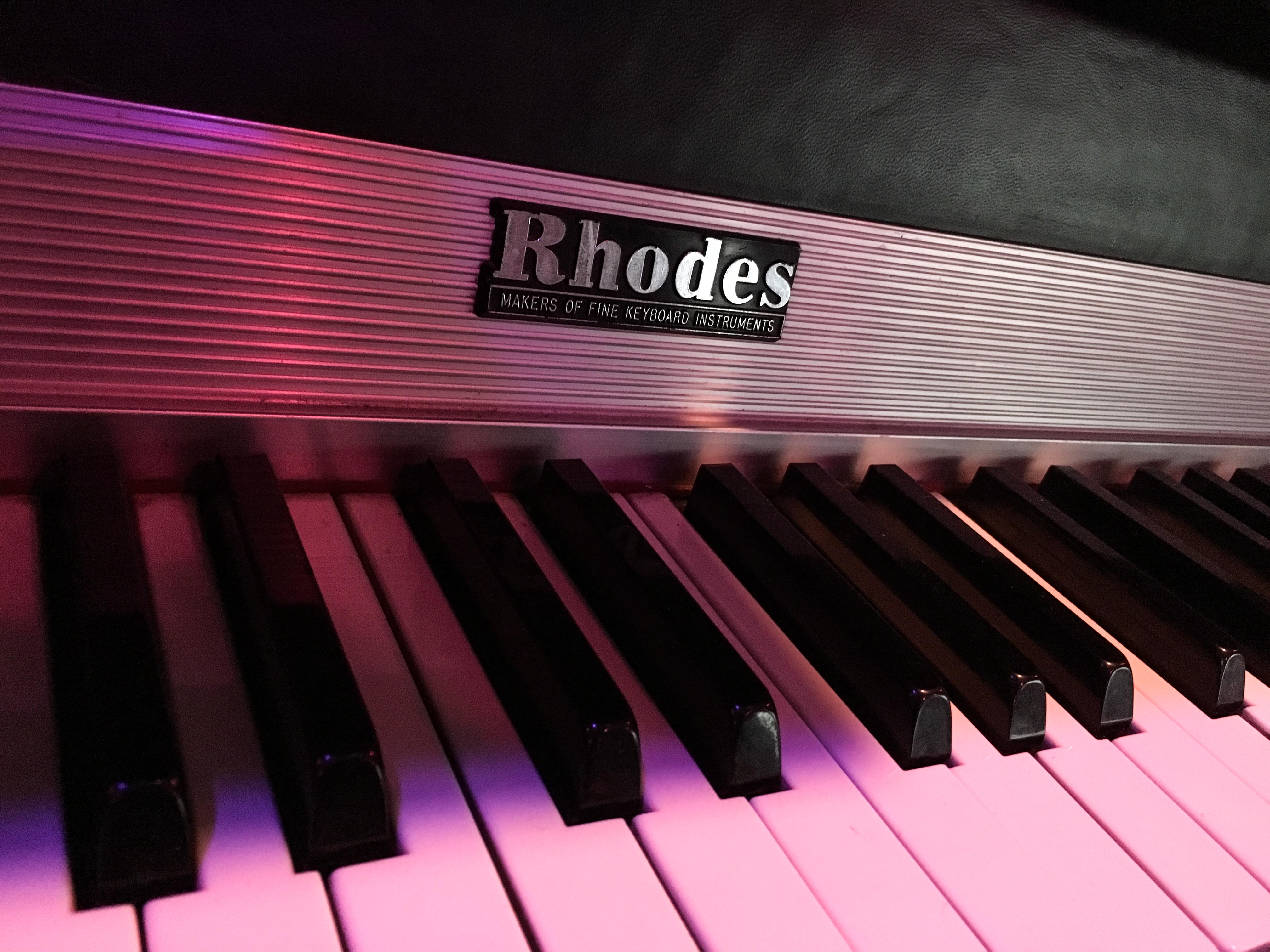 Rhodes!
