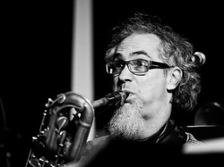 Erik Lawrence on Sax