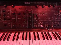 KORG Polyphonic Synthesizer!