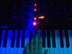 Keyboard controller.
