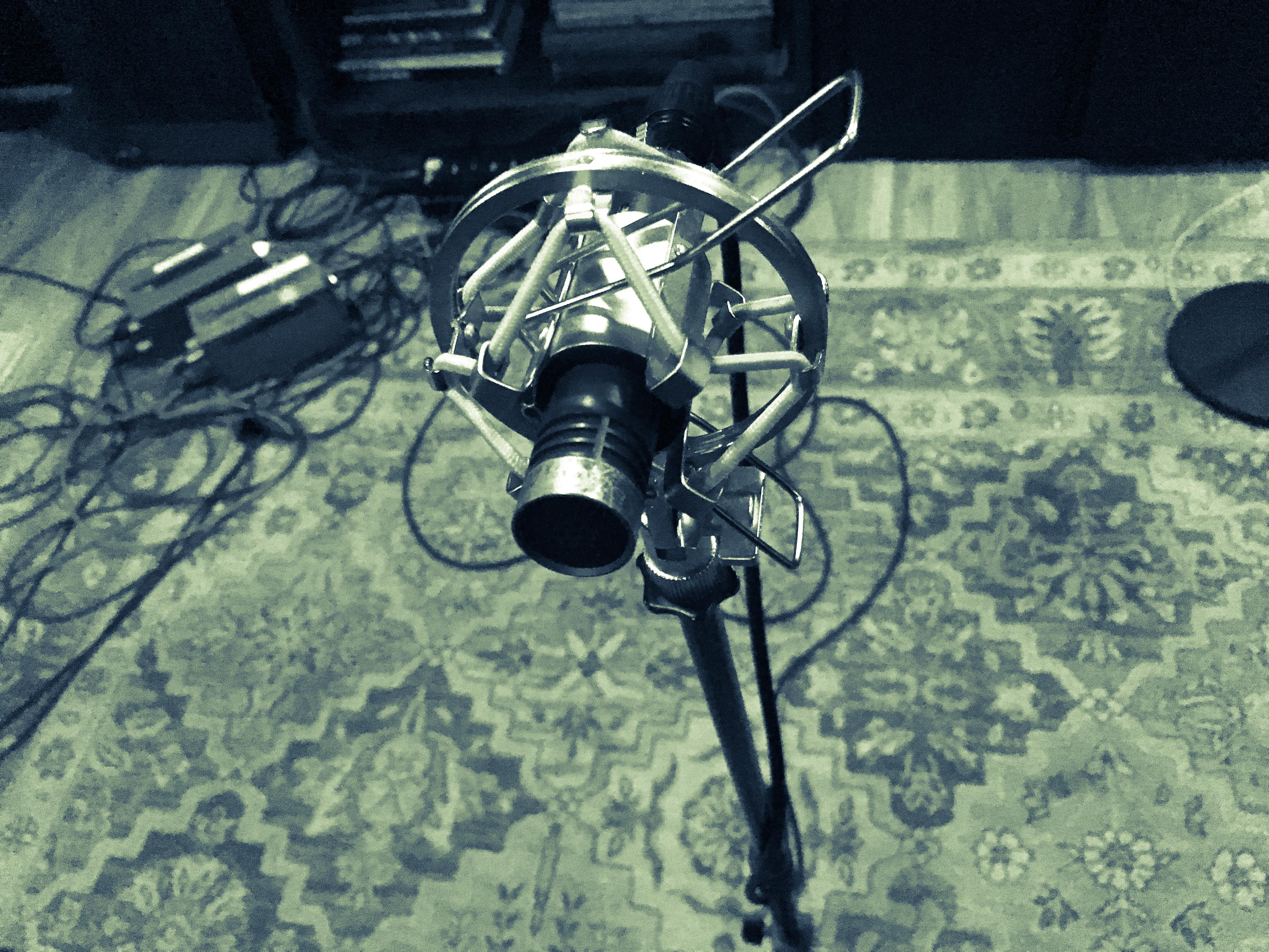 Microphones matter.