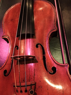 Violins are beautiful!