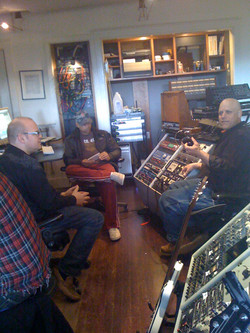 Clubhouse Studios, NY