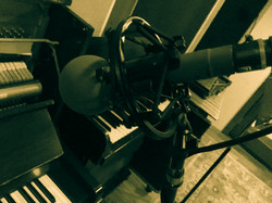 More microphones.