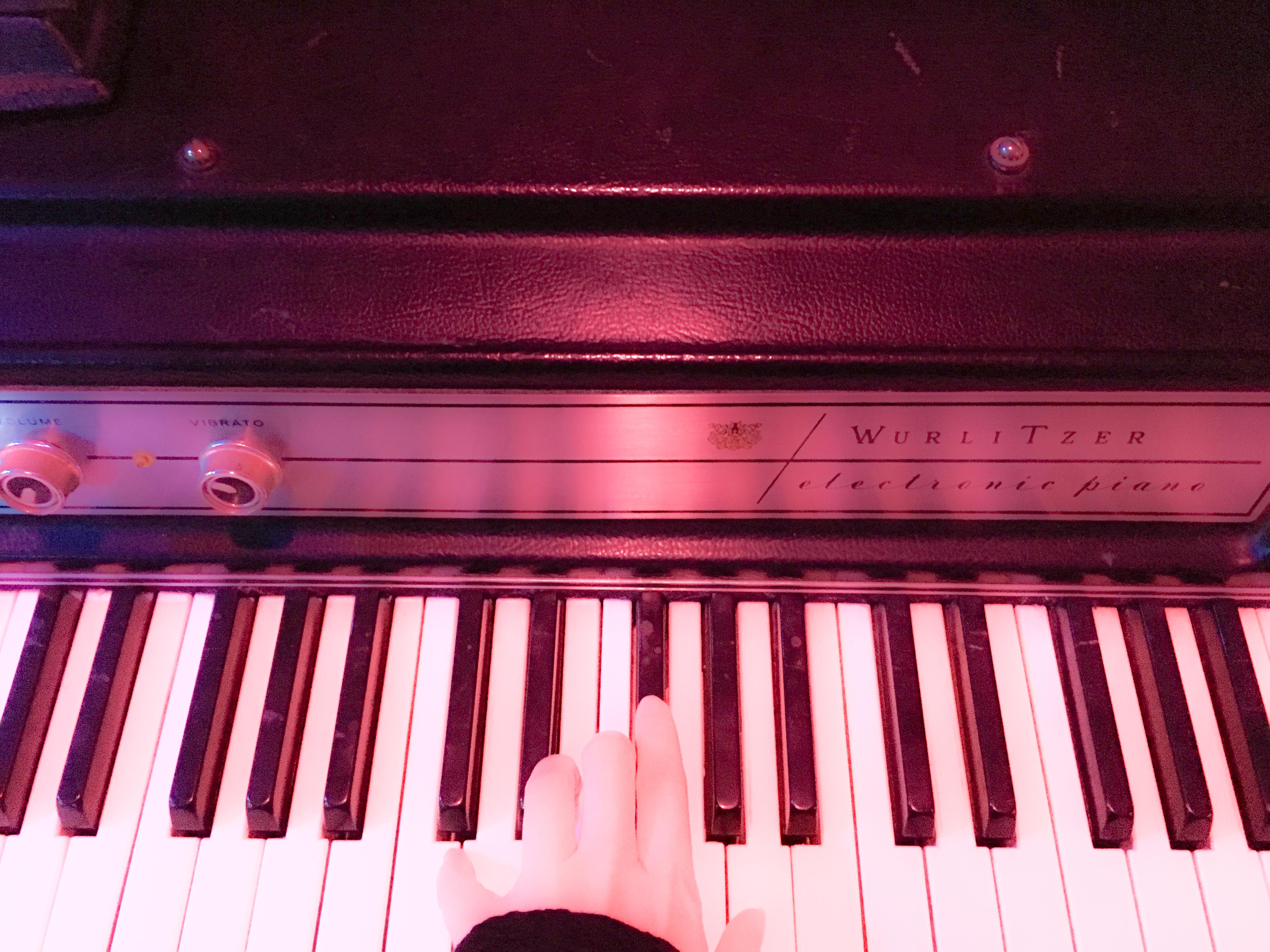 Wurlitzer Electronic Piano