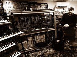 Master of Synth - Mr. David Baron.