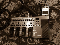 John's pedalboard of glory