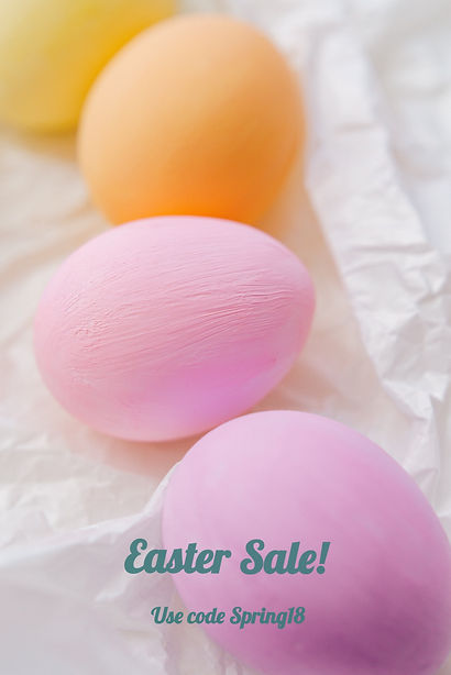 easter sale eggs