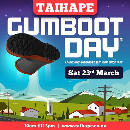 Gumboot Day