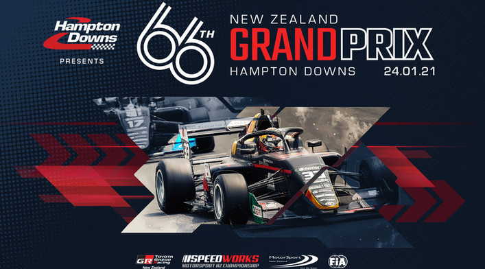 Hampton Downs New Zealand Grand Prix