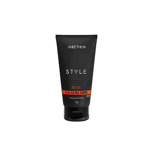 Red Gel Extra Forte pH 6,0 Style Professional Aneethun