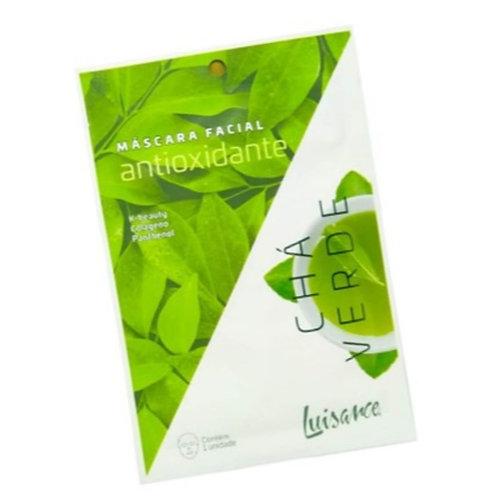 Máscara Antioxidante Chá Verde Luisance