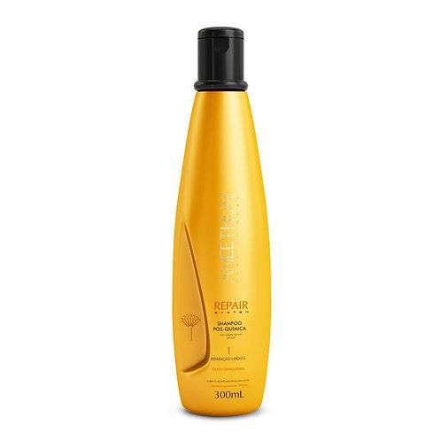Shampoo Pós-Química Repair System 300ml Aneethun
