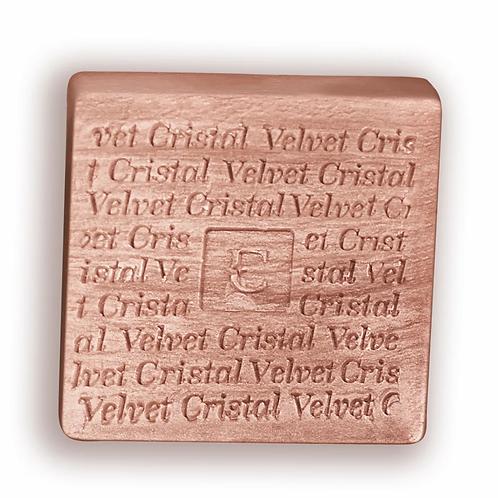EUDORA - Velvet Cristal Sabonete em barra perfumado 90g