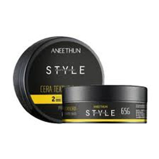 Cera Texturizadora Efeito Seco 65g Style Professional Aneethun