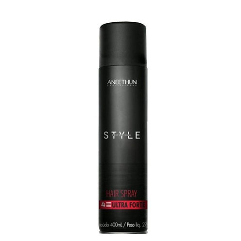 Hair Spray Ultra Forte Style Professional Aneethun 400ml