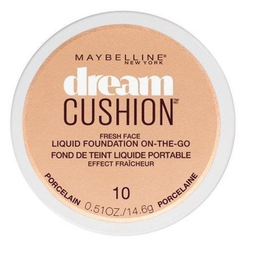 MAYBELLINE - Dream Cushion Frash Face Liquid Fundation 14g