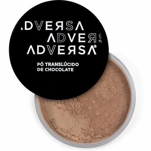 ADVERSA - Pó Translucido Vegano Chocolate 13g