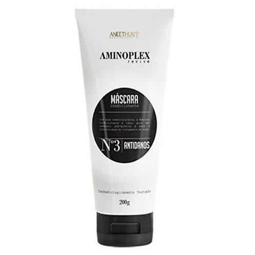 Máscara Condicionante Antidanos 200 G Aminoplex Revive Aneethun Professional