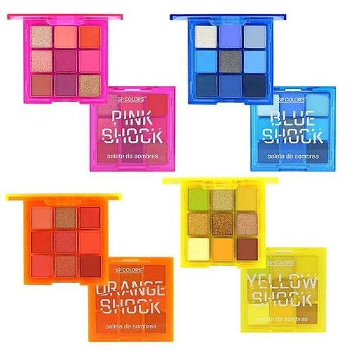 SP COLORS™ - Shock Sp Colors 9 cores