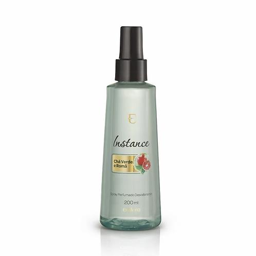 EUDORA - Instance Spray Perfumado Desodorante Chá Verde e Romã 200ml