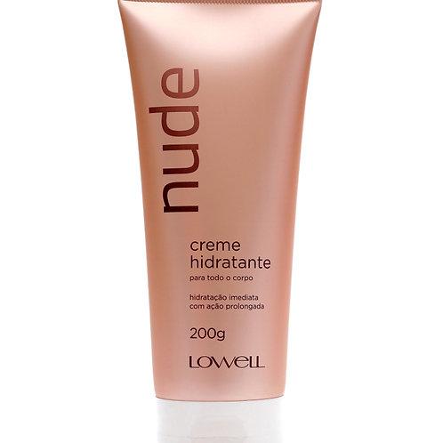 LOWELL - Nude Creme Hidratente 200g