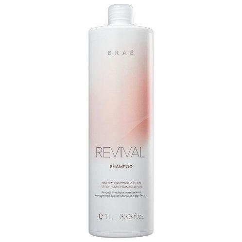 Shampoo Resgate Imediato Revival Braé 1L