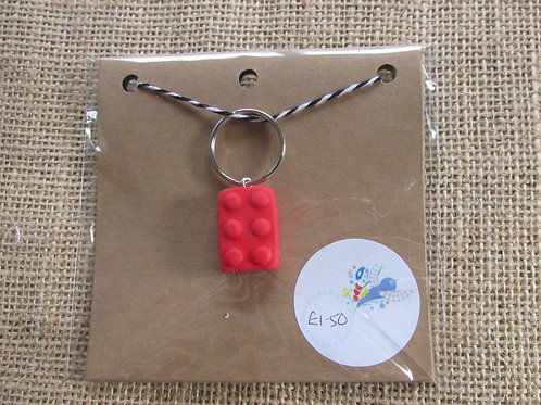 Block place keeper/keyring 665