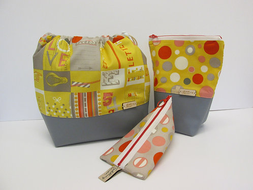 Project Bag coordinating set