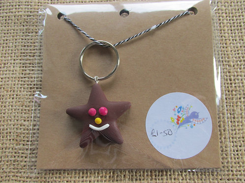 Star place keeper/keyring 663
