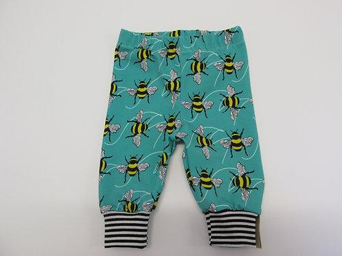 Worker Bee  Leggings 0-3 Months to 5 Years