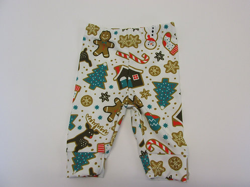 Gingerbread Leggings 0-3 Months to 5 Years