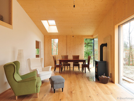 Wohnraumübergabe HUB3 - Haus 1