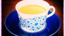 コーヒー+アルガンオイル♪
