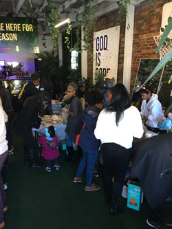 SES ATL Homeless & Toy Drive2018#4