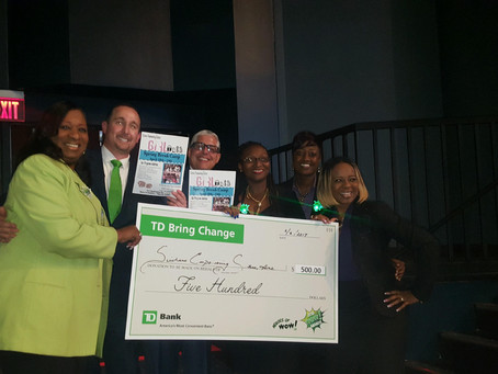 Ses Girl-Talk Mentorship & Entrepreneurship Program was honored by TD Bank!
