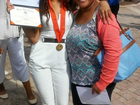 Congratulations to Our 1st Girl Talk Scholarship Recipient!