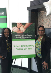 TD BANK WITH SES GIRL TALK