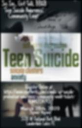 SES GT Teen Suicide Prevention Flyer2020