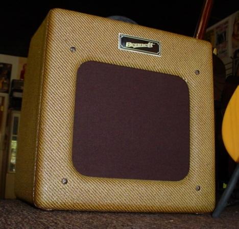 Bennett Victor 601 TV front amp