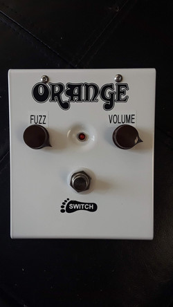 Orange Fuzz