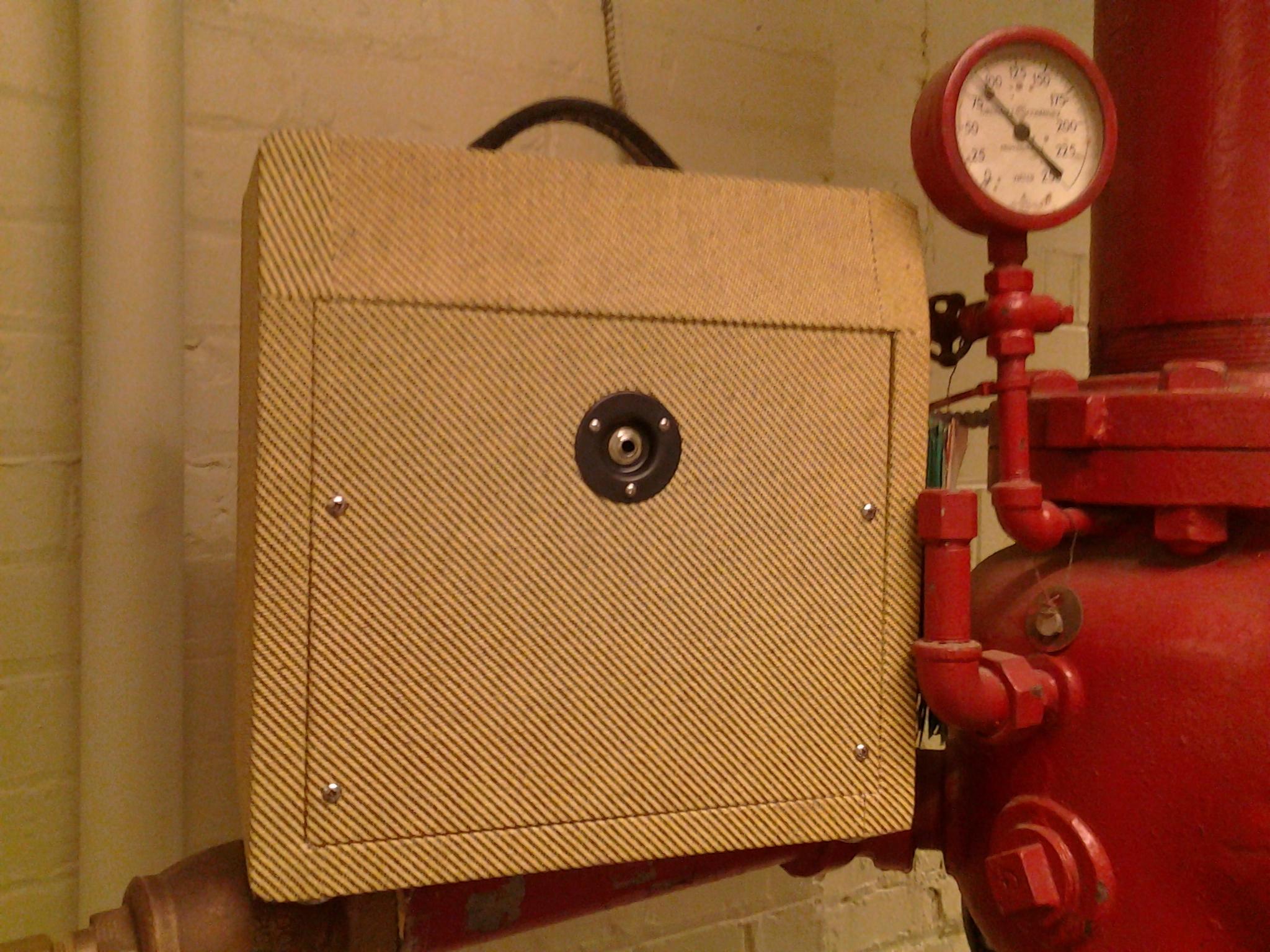 Bennett Victor 801 Speaker extension