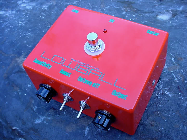 The LowBall Pedal