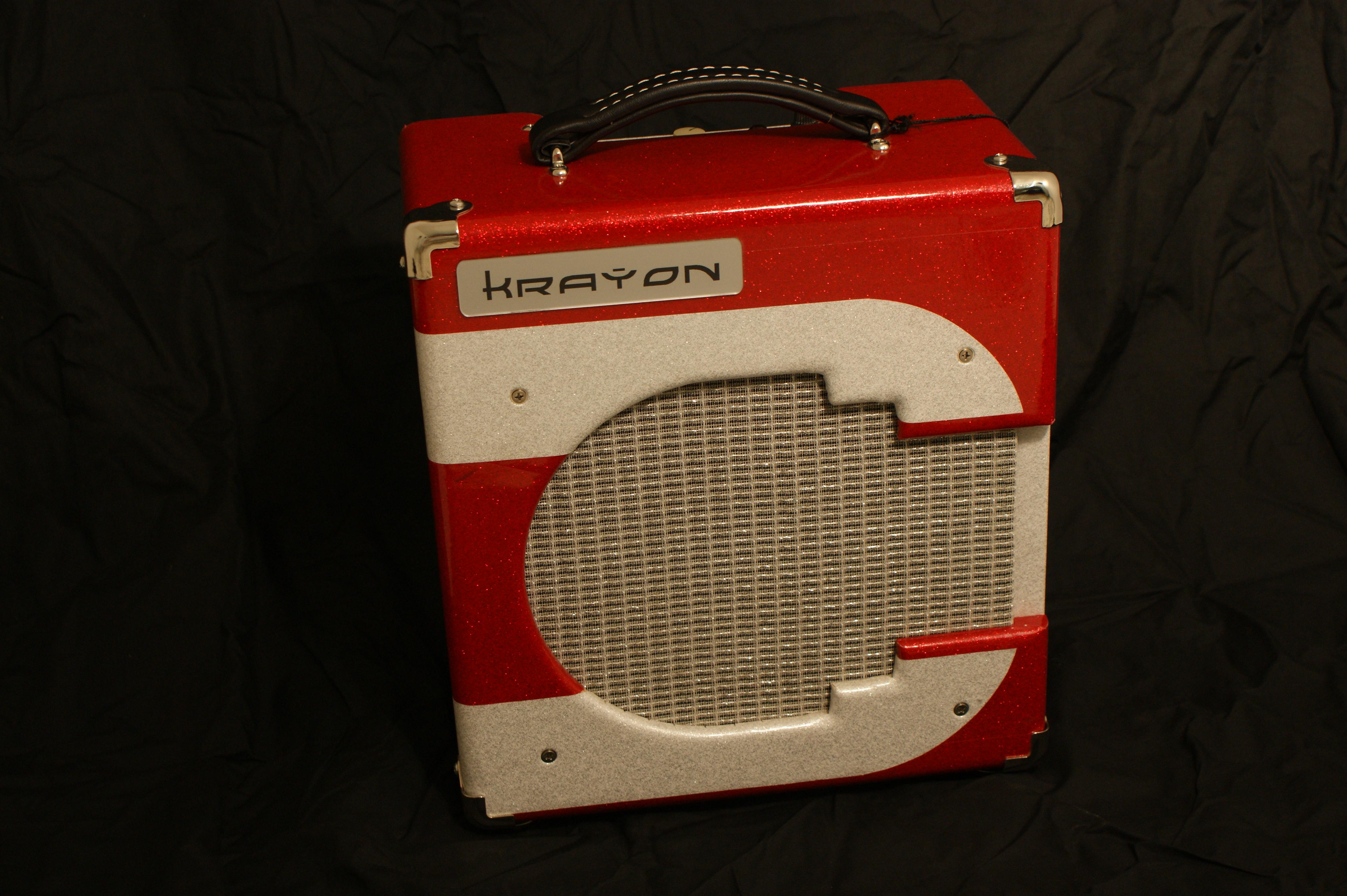 Krayon AD-7 amp