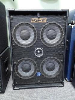 Bennett 410 double Ported bass cab