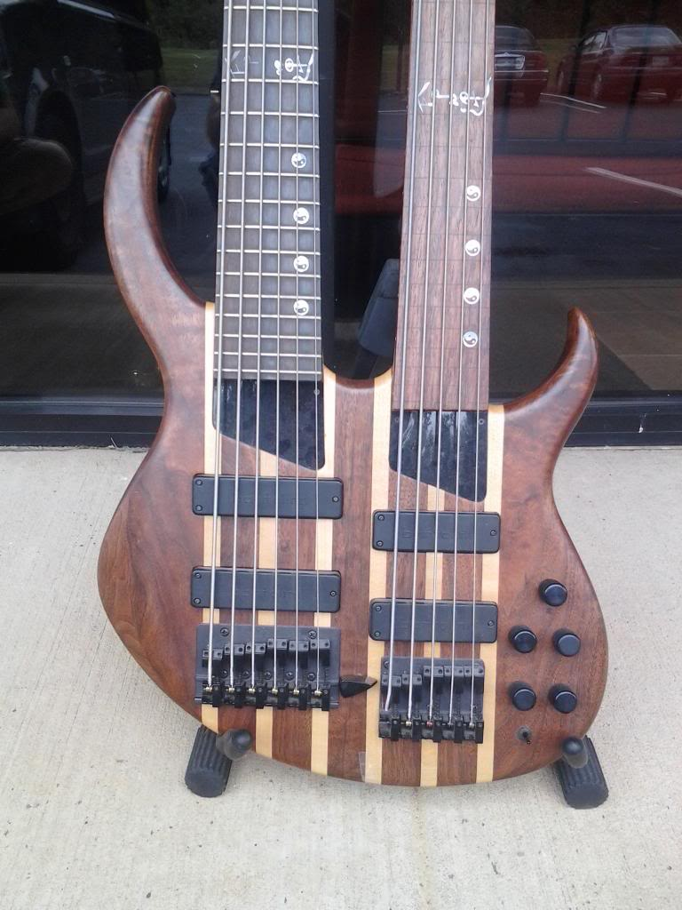 Bennett VC-52 Triple Threat Bass